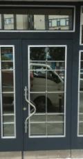 Apartman kapısı bina giriş kapıları
