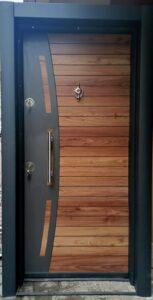 Çelik kapı modelleri